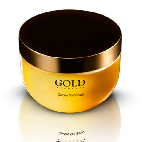 GOLDENES SALZPEELING – FRAGRANCE SUPREME