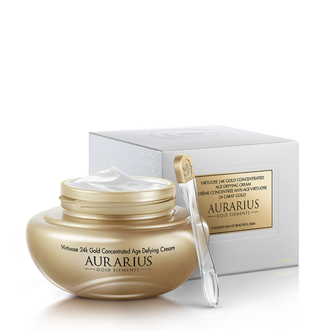 Virtuose 24k Gold Concentrated Age Defying Creme