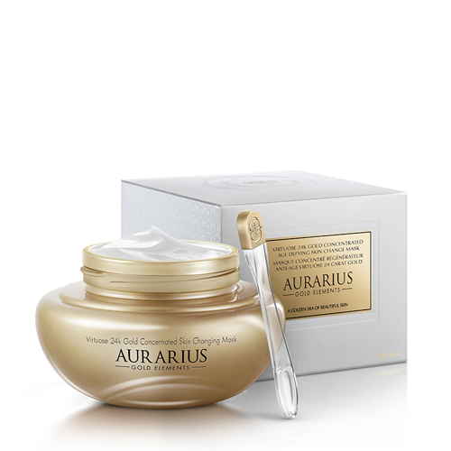 Virtuose 24k Gold Concentrated Age Defying Maske