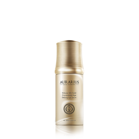 Virtuose 24k Gold Concentrated Age Defying Augen-Serum