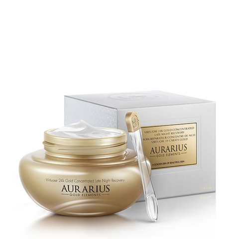 Virtuose 24k Gold Concentrated Nachtcreme