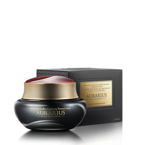Advanced Truffles aufhellende Thermalmaske