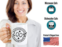 Load image into Gallery viewer, Postmaster Mug Coworker Gift Idea Funny Gag For Job Coffee Tea Cup