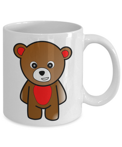 Anniversary Gift for Him - Life Without You Is Un-BEAR-rable-Coffee Mug