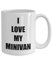 Load image into Gallery viewer, Dad Minivan Mug Funny Gift Idea for Novelty Gag Coffee Tea Cup-Coffee Mug