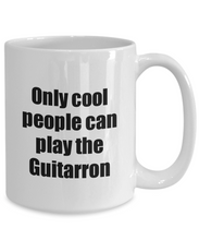 Load image into Gallery viewer, Guitarron Player Mug Musician Funny Gift Idea Gag Coffee Tea Cup-Coffee Mug
