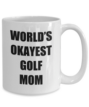 Load image into Gallery viewer, Golf Mom Mug Funny Gift Idea for Novelty Gag Coffee Tea Cup-Coffee Mug