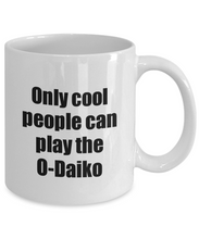 Load image into Gallery viewer, O-Daiko Player Mug Musician Funny Gift Idea Gag Coffee Tea Cup-Coffee Mug