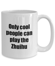 Load image into Gallery viewer, Zhuihu Player Mug Musician Funny Gift Idea Gag Coffee Tea Cup-Coffee Mug