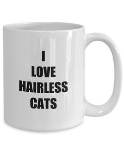 Hairless Cat Mug Funny Gift Idea for Novelty Gag Coffee Tea Cup-[style]
