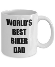 Load image into Gallery viewer, Biker Dad Mug Funny Gift Idea for Novelty Gag Coffee Tea Cup-[style]