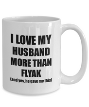 Load image into Gallery viewer, Flyak Wife Mug Funny Valentine Gift Idea For My Spouse Lover From Husband Coffee Tea Cup-Coffee Mug