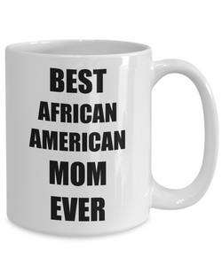 African American Mom Mug Funny Gift Idea for Novelty Gag Coffee Tea Cup-Coffee Mug