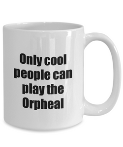Orpheal Player Mug Musician Funny Gift Idea Gag Coffee Tea Cup-Coffee Mug