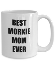 Load image into Gallery viewer, Morkie Mom Mug Dog Lover Funny Gift Idea for Novelty Gag Coffee Tea Cup-Coffee Mug