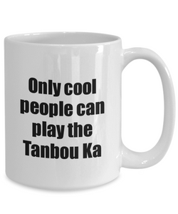 Tanbou Ka Player Mug Musician Funny Gift Idea Gag Coffee Tea Cup-Coffee Mug