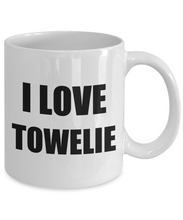 Load image into Gallery viewer, I Love Towelie Mug Funny Gift Idea Novelty Gag Coffee Tea Cup-[style]