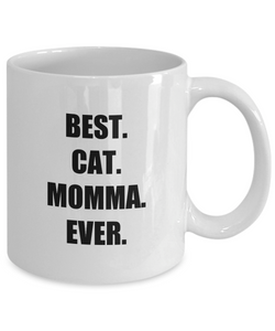Cat Momma Mug Funny Gift Idea for Novelty Gag Coffee Tea Cup-[style]