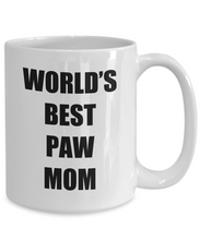 Load image into Gallery viewer, Paw Mom Mug Best Funny Gift Idea for Novelty Gag Coffee Tea Cup-[style]