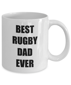 Rugby Dad Mug Funny Gift Idea for Novelty Gag Coffee Tea Cup-[style]