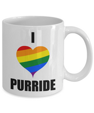 Load image into Gallery viewer, Purride Cat Mug Funny Gift Idea for Novelty Gag Coffee Tea Cup-Coffee Mug