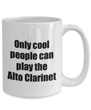 Load image into Gallery viewer, Alto Clarinet Player Mug Musician Funny Gift Idea Gag Coffee Tea Cup-Coffee Mug