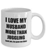 Load image into Gallery viewer, Juggling Wife Mug Funny Valentine Gift Idea For My Spouse Lover From Husband Coffee Tea Cup-Coffee Mug