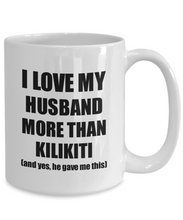 Load image into Gallery viewer, Kilikiti Wife Mug Funny Valentine Gift Idea For My Spouse Lover From Husband Coffee Tea Cup-Coffee Mug