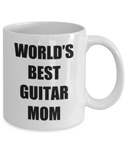 Load image into Gallery viewer, Guitar Mom Mug Funny Gift Idea for Novelty Gag Coffee Tea Cup-Coffee Mug