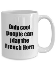 Load image into Gallery viewer, French Horn Player Mug Musician Funny Gift Idea Gag Coffee Tea Cup-Coffee Mug