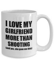 Load image into Gallery viewer, Shooting Boyfriend Mug Funny Valentine Gift Idea For My Bf Lover From Girlfriend Coffee Tea Cup-Coffee Mug