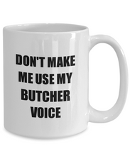 Load image into Gallery viewer, Butcher Mug Coworker Gift Idea Funny Gag For Job Coffee Tea Cup-Coffee Mug