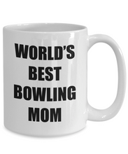 Load image into Gallery viewer, Bowling Mom Mug Best Funny Gift Idea for Novelty Gag Coffee Tea Cup-Coffee Mug