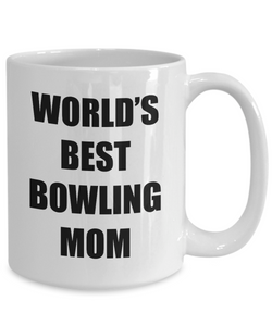 Bowling Mom Mug Best Funny Gift Idea for Novelty Gag Coffee Tea Cup-Coffee Mug