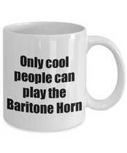 Load image into Gallery viewer, Baritone Horn Player Mug Musician Funny Gift Idea Gag Coffee Tea Cup-Coffee Mug