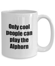 Load image into Gallery viewer, Alphorn Player Mug Musician Funny Gift Idea Gag Coffee Tea Cup-Coffee Mug
