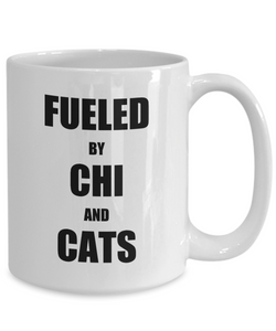 Chi Cat Mug Funny Gift Idea for Novelty Gag Coffee Tea Cup-[style]