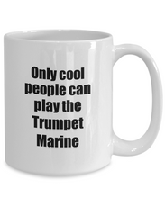 Load image into Gallery viewer, Trumpet Marine Player Mug Musician Funny Gift Idea Gag Coffee Tea Cup-Coffee Mug
