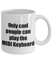 Load image into Gallery viewer, MIDI Keyboard Player Mug Musician Funny Gift Idea Gag Coffee Tea Cup-Coffee Mug