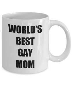 Gay Mom Mug Funny Gift Idea for Novelty Gag Coffee Tea Cup-Coffee Mug