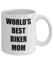 Load image into Gallery viewer, Biker Mom Mug Funny Gift Idea for Novelty Gag Coffee Tea Cup-Coffee Mug