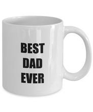 Load image into Gallery viewer, Bed Dad Ever Mug Funny Gift Idea for Novelty Gag Coffee Tea Cup-[style]