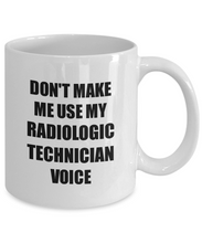 Load image into Gallery viewer, Radiologic Technician Mug Coworker Gift Idea Funny Gag For Job Coffee Tea Cup-Coffee Mug
