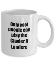 Load image into Gallery viewer, Clavier A Lumiere Player Mug Musician Funny Gift Idea Gag Coffee Tea Cup-Coffee Mug