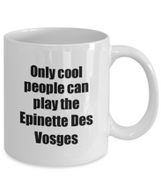 Load image into Gallery viewer, Epinette Des Vosges Player Mug Musician Funny Gift Idea Gag Coffee Tea Cup-Coffee Mug