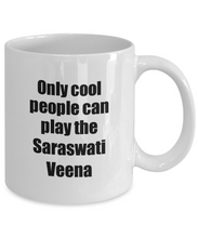 Load image into Gallery viewer, Saraswati Veena Player Mug Musician Funny Gift Idea Gag Coffee Tea Cup-Coffee Mug