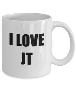 I Love JMug Funny Gift Idea Novelty Gag Coffee Tea Cup-[style]