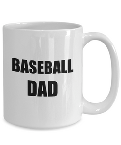 Baseball Bat Mug Dad Funny Gift Idea for Novelty Gag Coffee Tea Cup-Coffee Mug