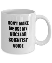 Load image into Gallery viewer, Nuclear Scientist Mug Coworker Gift Idea Funny Gag For Job Coffee Tea Cup-Coffee Mug