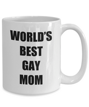 Load image into Gallery viewer, Gay Mom Mug Funny Gift Idea for Novelty Gag Coffee Tea Cup-Coffee Mug